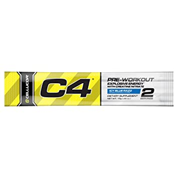 Amazon.com: FREE SAMPLE - CELLUCOR C4 Pre Workout Supplement Icy ...