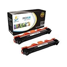 Catch Supplies Replacement TN1060 Black Toner Cartridge 2 pack for the Brother TN-1060 |1,000 yield| compatible with the Brother HL-1110,1112,1212, MFC-1810,1815,1910, DCP-1510,1510,1512,1610,1612