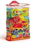 Clementoni Clemmy Plus 60 Blocks Bag