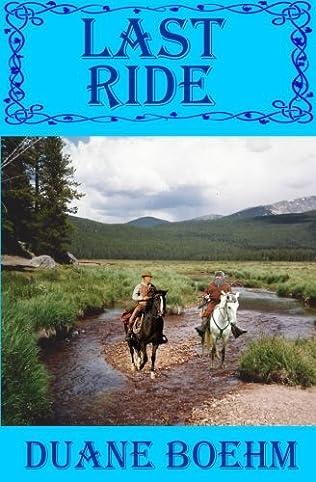 book cover of Last Ride