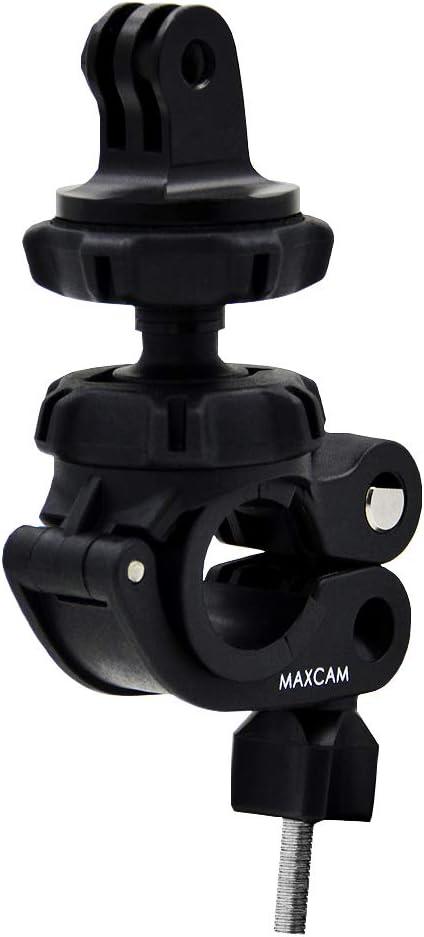 MAXCAM Bike Handlebar Mount Compatible with GoPro Hero 8/7/6/5