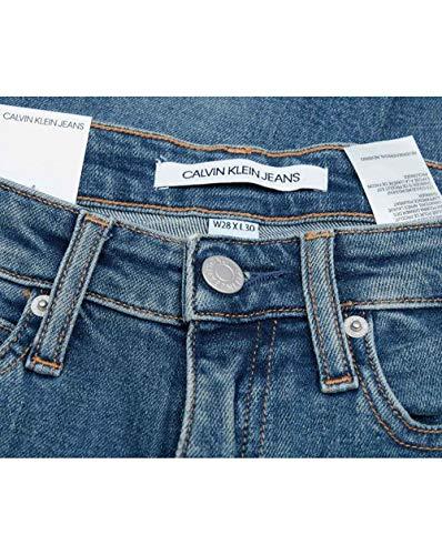 Blue Rise Skinny 26r Klein Jeans Mid Calvin xqvCBSwq