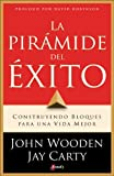 La Pirámide del Éxito, John Wooden and Jay Carty, 9875570915