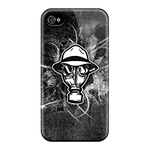 Hot Snap-on Psycho Realm Hard Cover Case/ Protective Case For Iphone 4/4s