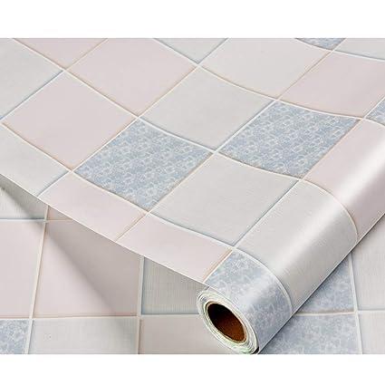 Amazon Com Yxyh Pvc 3d Waterproof Wallpaper Self Sticking