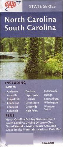 Aaa North Carolina South Carolina Anderson Asheville Chapel