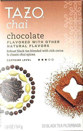 Tazo Chai Tea Chocolate - 20 Tea Bags