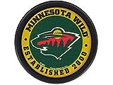 NHL Minnesota Wild 24141011 Packaged Hockey Puck