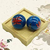 1.5'' Chinese Baoding Health Balls Exercise Stress