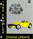 81-699-98043 Plymouth Prowler Engine Update Manual 1999 Used