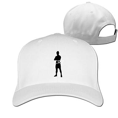 PJLJHat Funny Cristiano Ronaldo Adjustable Cotton Baseball Cap for ...