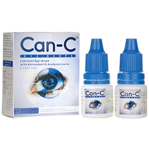 Can C Eye Drops Milliliter Liquid product image