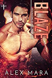 Blaze: A SciFi Romance (Infiltrators of Ides Book 1)