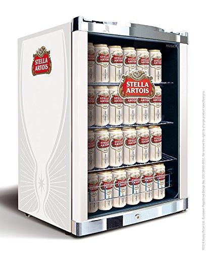 Husky HUS-HU218 Stella Artois Undercounter Drinks Cooler [Energy Class A+]