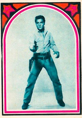 1978 Elvis Presley Collectible Trading Card #55