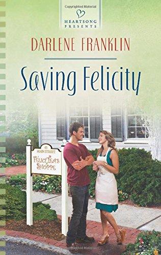 book cover of Saving Felicity