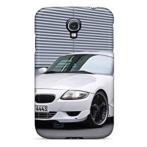 Galaxy High Quality Tpu Case/ White Ac Schnitzer Bmw M Coupe Front Angle AKJ180rjHE Case Cover For Galaxy S4