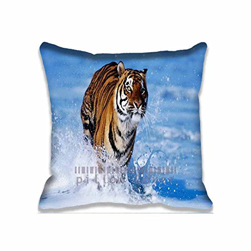 cotton-polyester-home-decorative-accent-throw-pillow-cover-tiger-running-on-the-river-cushion-case-p