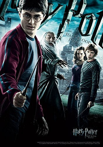 Trends International 8.25x11.75 MDF - Harry Potter - Half-Blood Prince Wall Poster, Multi