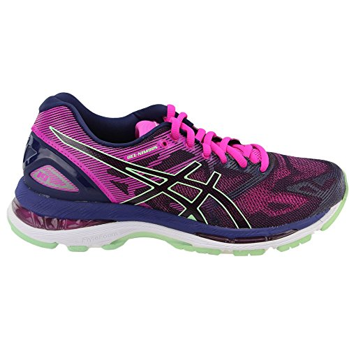 Pictures of ASICS Women's Gel-Nimbus 19 Running Shoe Black One Size 7