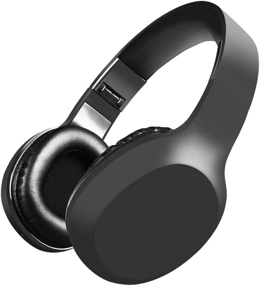 Awzhy Wireless Headset Foldable Bluetooth Headset Gaming Headset Mobile Phone Computer with Microphone
