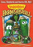 VeggieTales - Heroes of the Bible (David and Goliath, Esther, Daniel in the Lion's Den)
