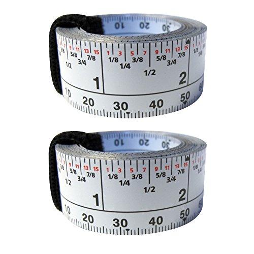 (FastCap PMS-Stick16 Pro Carpenter Peel/Stick 16' Standard/Metric Left/Right, 2PK)