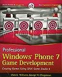 xna game development - Professional Windows Phone 7 Game Development: Creating Games using XNA Game Studio 4