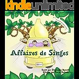 Affaires de Singes / Monkey Business (French Children's Book Edition) (La série: Sandwich d'Alfie) (French Edition)