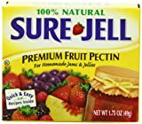 Sure Jell Pectin, 1.75-Ounce, 2 count (Pack of 4)