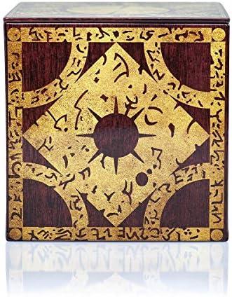 Hellraiser 4-Inch Puzzle Box Stash Storage Tin: Amazon.es ...