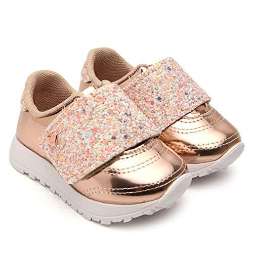 Tênis Bebê Molekinha Glitter