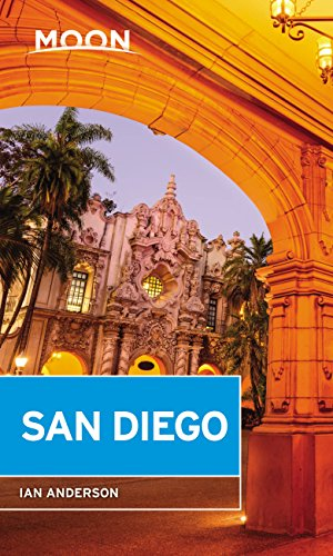 Moon San Diego (Travel Guide)