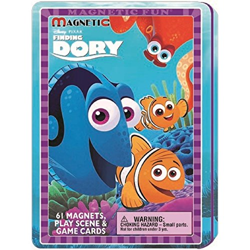 - Lee Publications Disney Finding Dory Magnetic Fun Puzzle Set