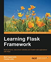 Learning Flask Framework Front Cover