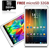 Indigi Android 4.2 Tablet PC 7 Premium GOLD Leather HDMI Google Play FREE 32GB microSD