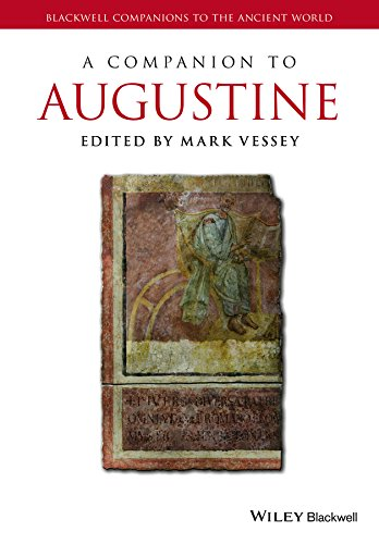 A Companion to Augustine (Blackwell Companions to the Ancient World)