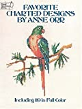 Favorite Charted Designs by Anne Orr, Anne Orr, 0486244849