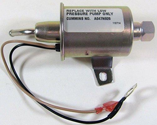 Cummins Onan A047N926 Fuel Pump