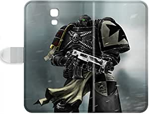 4879059PJ379559467S4 Leather Fashionable Design - Warhammer 40,000: Black Templars Samsung Galaxy S4 phone Leather Case Robert Taylor Swift's Shop