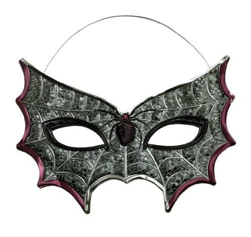 Martha Stewart Crafts Decorative Mask, Spider (Spider Web Mask)
