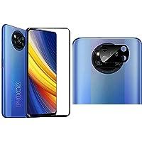 Película Cerâmica Xiaomi Poco X3 X3 NFC Poco X3 Pro + Película Câmera Vidro [Virtual Multi®]
