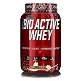 iSatori 100% BIO-ACTIVE WHEY Elite Whey Protein Formula with Added BIO-GRO FOR Strength, Muscle and Recovery - Cookies N' Cream / 30 Servings