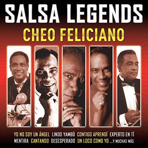 Ismael Miranda Stream or buy for $15.98 · Salsa Legends