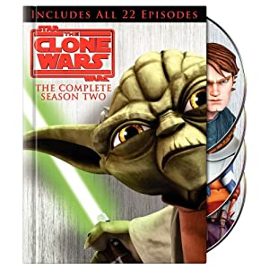 Star Wars: The Clone Wars: Season 2 (2010)
