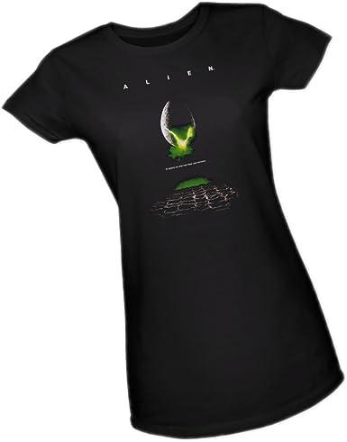 Alien Movie POSTER Licensed Women/'s T-Shirt All Sizes