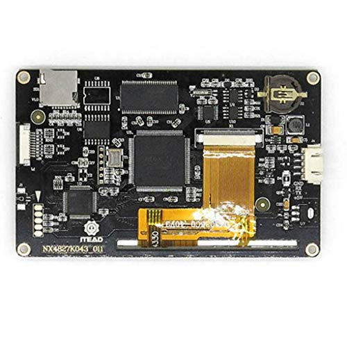 Baosity 4.3 Inch HMI LCD Display Module TFT Touch Panel for NX4827K043 Enhanced, Support GPIO by Baosity (Image #4)