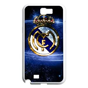 Samsung Galaxy Note 2 N7100 Phone Case Real Madrid D243851