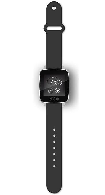 Spc SPC9610N - Smartwatch, color negro