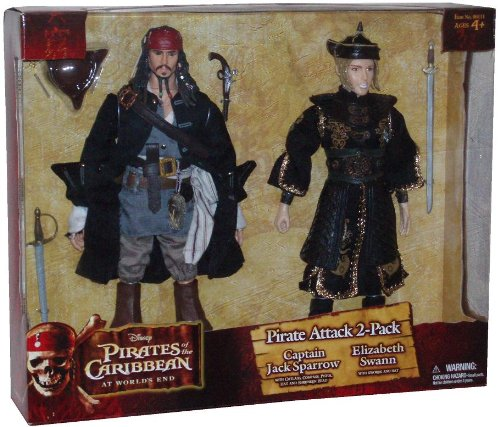 Disney Pirates of the Caribbean Movie Series